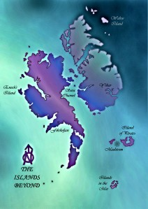 The Islands Beyond Map